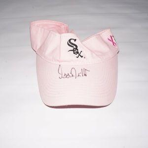 signed visor